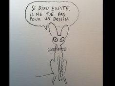 Charlie Hebdo : (joannsfar / Instagram) Publié le 07-01-2015 - Mis à jour le 08-01-2015 à 13h20 par L'Obs avec AFP