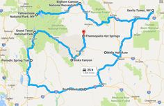The Natural Wonders Road Trip Show You Wyoming Like Never Before