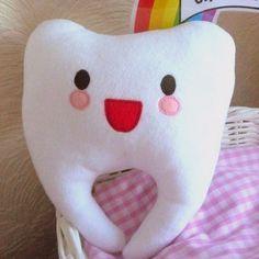 Para niños cambiando los dientes