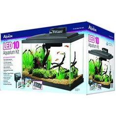 Aquarium Aqueon Led kit 10 Gallons