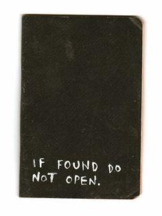 No abrir