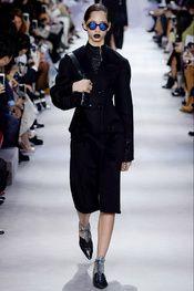 trabajadora Christian Dior - Pasarela