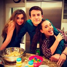 Imagem de 13 reasons why, dylan minnette, and hannah baker