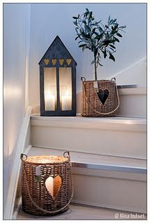Inspiring ideas for using BASKETS for storage, decorating, gardening and more....