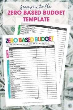 16 Best Budget templates images in 2019 | Budgeting finances