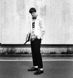Introducing the #soe_tokyo men's wardrobe #FW07 collection