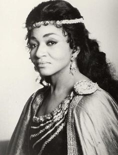 Grace Melzia Bumbry, an American opera singer, is considered one of the leading mezzo-sopranos of her generation, as well as a major soprano for many years.