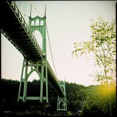St. Johns Bridge - Portland, OR
