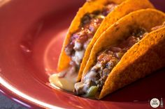 The Wedge Breaker is bold and fearless, and this spicy beef taco is a tailgate…