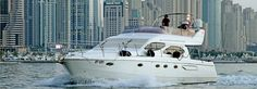 55 FT Yacht - She is Graciously Efficient .http://malayachts.ae/55-feet-yacht/