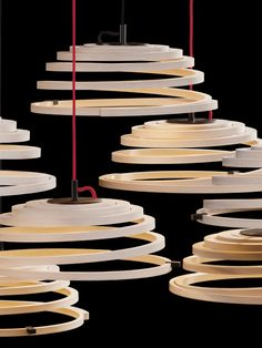 Secto Design is launching a new pendant called Aspiro - The novelties at Stockholm Furniture Fair