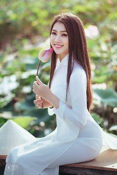Vietnamita hermosa!