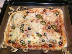 Тесто для пиццы - Andy Chef (Энди Шеф) — блог о еде и путешествиях, пошаговые рецепты, интернет-магазин для кондитеров