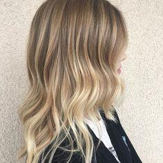 Fresh cut and color! • • • #hstudiosalon #framar #blonde #balayage #loreal #lpprous