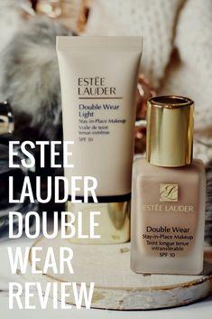 Estee Lauder Double Wear Review