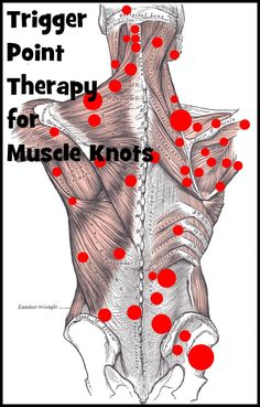 Effective Trigger Point Therapy for Muscle Knots Painful muscles are debilitating but now you can have products to help at home. You don't need to see a specialist every time you have muscle knots. Acupuncture, Acupressure Treatment, Acupressure Points, Acupressure Therapy, Massage Tips, Massage Benefits, Massage Therapy, Facial Massage, Psoas Release