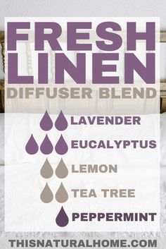 Diffuser Blends That'll Make Your House Smell Amazing # Essential oils have so many amazing benefits, but sometimes we just want to use them because they smell so good. These diffuser blends will make your house smell simply amazing! Essential Oils For Pain, Essential Oil Diffuser Blends, Doterra Essential Oils, Young Living Essential Oils, Essential Oils Cleaning, Oils For Diffuser, Lavender Essential Oil Benefits, Relaxing Essential Oil Blends, Essential Oil Cleaner