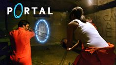 Portal in Real Life - Cake Slingshot with Peter Hollens!