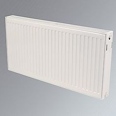Middle and back bedroom - Kudox Premium Type 22 Compact Double Panel Convector Radiator 400 x