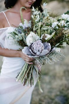 Green blue and purple organic wedding bouquet Bridal Flowers, Flower Bouquet Wedding, Italian Wedding Themes, Mediterranean Wedding, Winter Bouquet, Bride Bouquets, Elegant Wedding, Fall Wedding, Wedding Colors