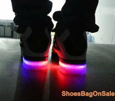Light up Air jordan 4(IV) - http://www.shoesbagonline.com/Air-Jordan-4-c3787.html