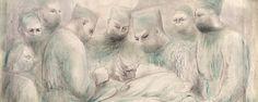 Barbara Hepworth – The Hospital Drawings