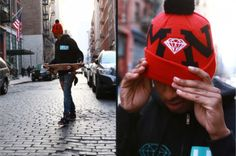 Lookbook Diamond Supply Co. (Holiday 2012)
