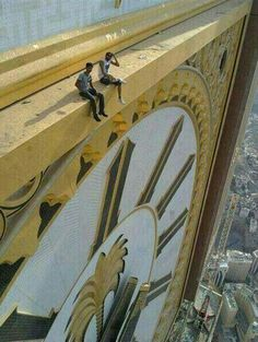 highest point in mecca.
