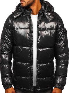 Mens Down Jacket, Winter Jackets, Fashion, Jackets, Winter Coats, Moda, Winter Vest Outfits, Fashion Styles, Fashion Illustrations