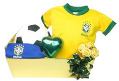 Kits de presente para bebês (peça o seu ou dê um de presente!)