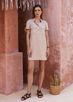 Mango safari catalogo verano 2014 Andreea Diaconu