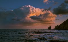 https://flic.kr/p/wC3vtF | Storm in the coast | Almería - Cabo de Gata