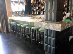 Fantastic wooden vinyl floor in a bar Luxury Vinyl Flooring, Luxury Vinyl Tile, Parquet Flooring, Floors, Amtico, British Pub, 1930s House, Vinyl Tiles, Commercial Interiors