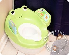 LOVE this, Summer Infant Story Time Training Potty | Giveaway Ends 8/30