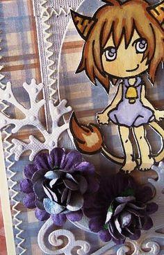 hortensje i margerytki zestaw fioletowy oraz fioletowe różyczki