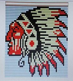 Native Beading Patterns, Beadwork Designs, Bead Loom Patterns, Beaded Jewelry Patterns, Peyote Patterns, Cross Stitch Patterns, Tapestry Crochet Patterns, Knitting Patterns, Latch Hook Rug Kits
