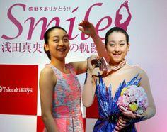 "Asada Mao at ""Smile: 23Years of Asada Mao Exhibition"""