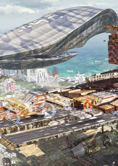 Guardians of the Galaxy Concept Art OP 09 spaceport detailing cropA 008