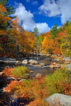 Autumn in Nova Scotia