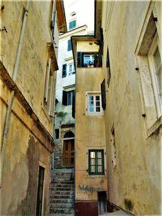 Corfu Island, Corfu Greece, Old Town, Old City