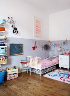 Achica Living taking children's bedroom inspiration from my book Creative Family Home - featuring the home of Nici Zinell - co founder of Zoe & Noe Berlin - photography Rachel Whiting - all rights @RylandPeters&Small&Small&Small www.creativefamilyhome.com