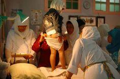 Мои новости: В Германии проживает около 48 тыс. женщин, перенесших процедуру обрезания.