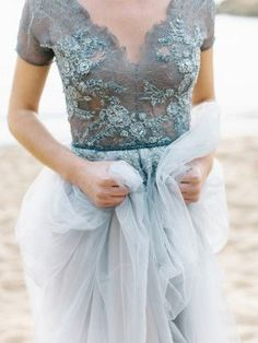 Spanish Destination Wedding Inspiration | Aleksandra Semyonova | Bridal Musings Wedding Blog
