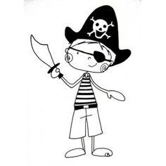 Pirate Flex noir