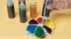 Love me some tie dye :)