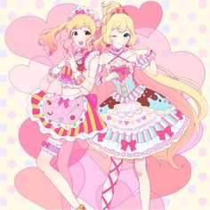 Hime and Yume