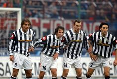 Conte, Del Piero, Zenoni, Zambrotta.