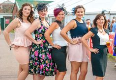 Ladies Night at Great Yarmouth Racecourse 2013 with Heart. [Event Photography by Kayleigh Poacher, via Behance] Great Yarmouth, Ladies Night, Bridesmaid Dresses, Wedding Dresses, Event Photography, Behance, Lady, Heart, Collection