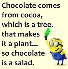 YEP! I agree! Love my chocolate! - https://www.facebook.com/photo.php?fbid=10153533545103537&set=a.10151330232438537.496567.606508536&type=1&theater