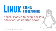 Kernel Module to drop packets captured via netfilter hooks
